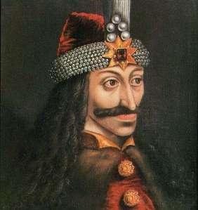 wajah asli pangeran Dracula